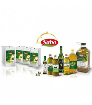 Ηλιέλαιο Ψυχρής Έκθλιψης Βιολογικό 750ml Sabo