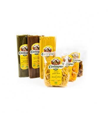 Βίδες με Καλαμπόκι & Ρύζι Βιολογικές 250γρ Castagno