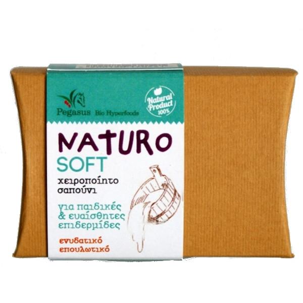 Σαπουνάκι Naturo Soft 100γρ. Πήγασος