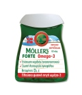 Μουρουνέλαιο Forte Omega-3 60 κάψουλες, Moller's