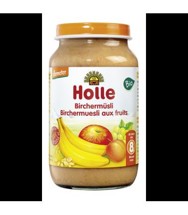 Μούσλι Φρούτων Birchermuesli 220gr Βιο Holle