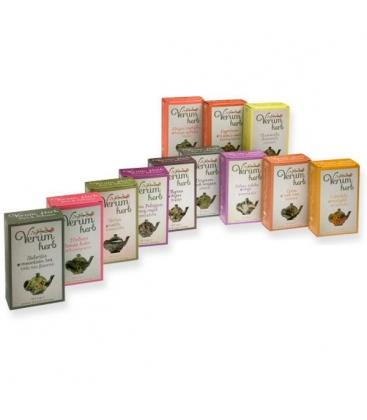Τσάι του Βουνού Βιολογικής Καλλιέργειας 20γρ Verum Herb