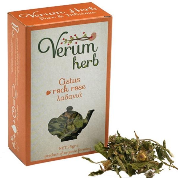 Λαδανιά Βιολογικής Καλλιέργειας 20γρ Verum Herb