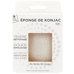 Σφουγγάρι Προσώπου Φυσικό για το Ευαίσθητη Επιδερμίδα Konjac, So Bio