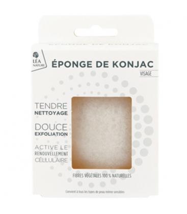 Σφουγγάρι Προσώπου Φυσικό για το Ευαίσθητη Επιδερμίδα Konjac