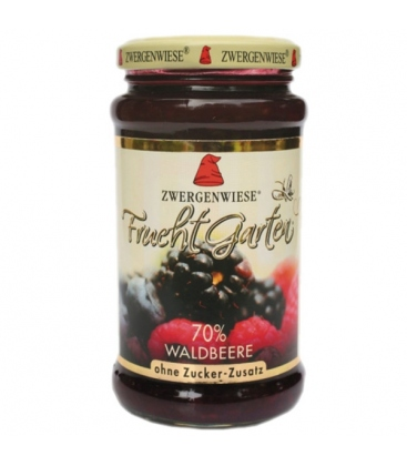 Μαρμελάδα Φρούτα του Δάσους με Σιρόπι Αγαύης 225γρ.
