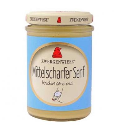 Μουστάρδα Μέτρια Βιο 160ml Zwergenwiese