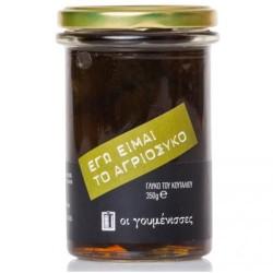 Γλυκό Κουταλιού Αγριόσυκο 350γρ., Ελληνικό, Οι Γουμένισσες