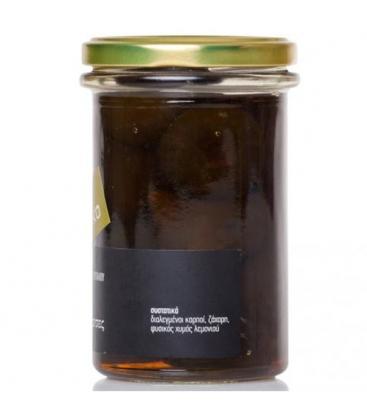 Γλυκό Κουταλιού Αγριόσυκο 350γρ Γουμένισσες