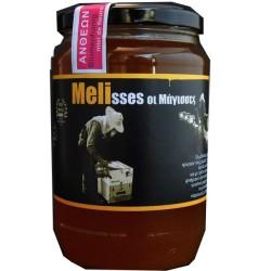 Βιολογικό Μέλι Ανθέων Αλογοθύμαρου Bio 480γρ., Ελληνικό, Μέλισσες οι Μάγισσες