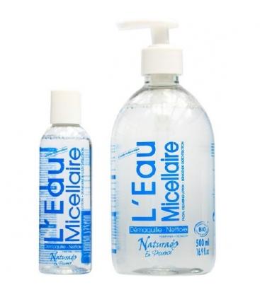 Λοσιόν Καθαρισμού Για Πρόσωπο & Μάτια 100ml Νaturado