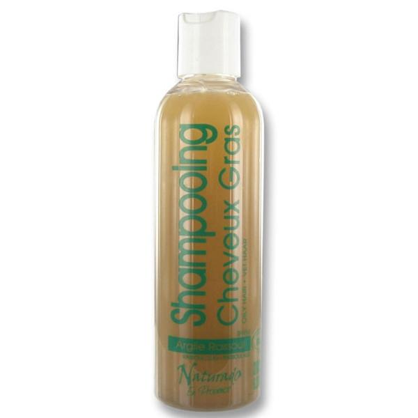 Βιολογικό Σαμπουάν για Λιπαρά Μαλλιά 200ml, Naturado