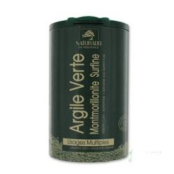 Βιολογική Πράσινη Άργιλος Σκόνη 100% 300γρ., Naturado