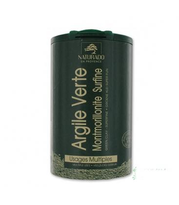 Πράσινη Άργιλος Σκόνη 100% 300γρ. Νaturado