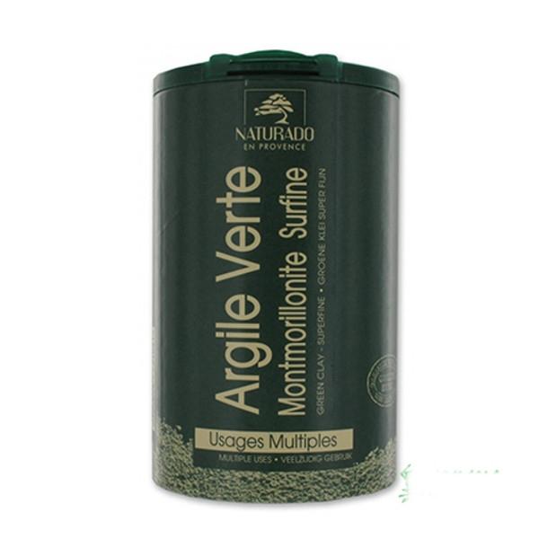 Πράσινη Άργιλος Σκόνη 100% 300γρ., Naturado