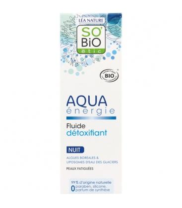 Κρέμα Νυχτός Aqua Energie 50ml So Bio