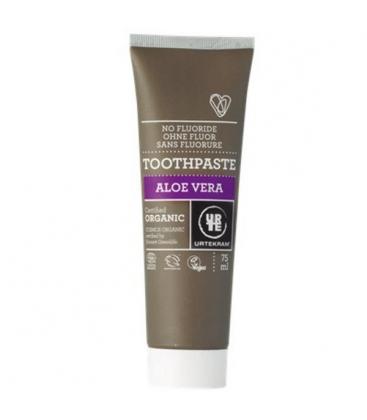 Οδοντόκρεμα με Αλόη Urtekram Bio