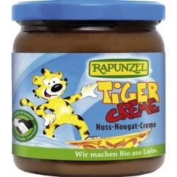 Βιολογικό Επάλλειμα Φουντουκιού Tiger Bio 250γρ., Rapunzel