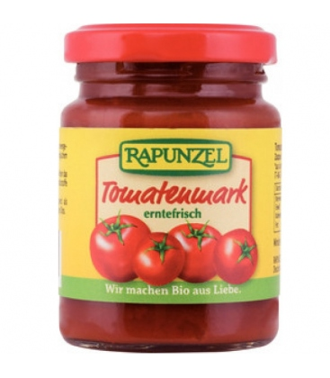 Πελτές Tομάτας 22% 200γρ Βιολογικός Rapunzel