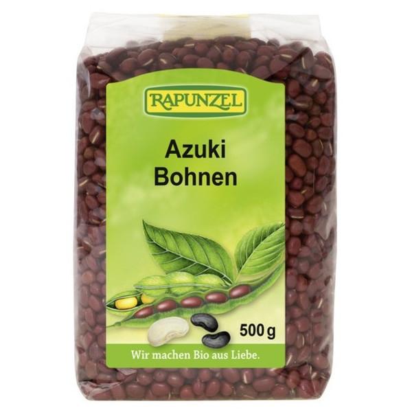 Βιολογικά Φασόλια Azuki Bio 500γρ., Rapunzel