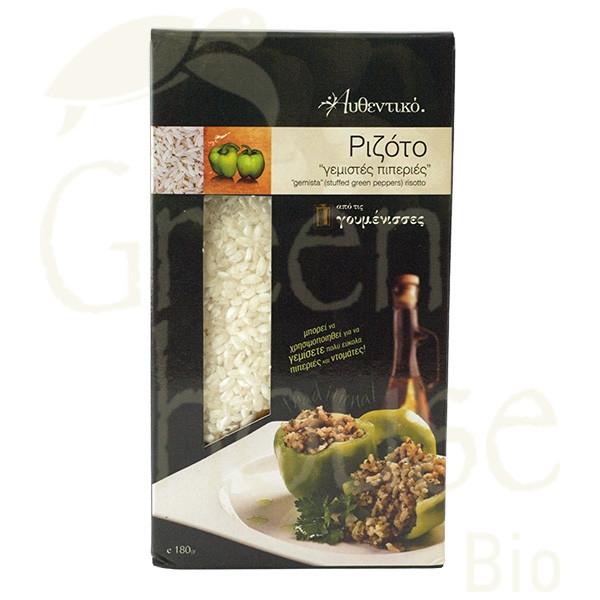 Ριζότο με Γεμιστές Πιπεριές 180γρ., Ελληνικό, Οι Γουμένισσες
