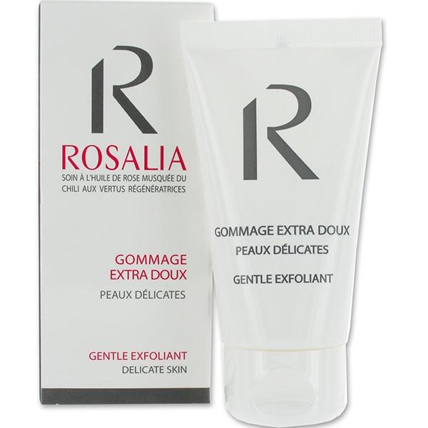 Βιολογικό Πήλιγκ Προσώπου Delicate Skin 50ml, Rosalia