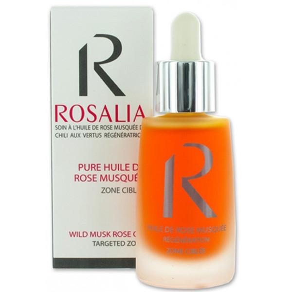 Βιολογικό Έλαιο Άγριο Τριαντάφυλλο 30ml, Rosalia