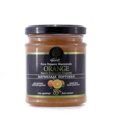 Βιολογική Μαρμελάδα 85% Πορτοκάλι 225γρ ΓΕΩΔΗ