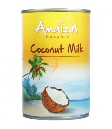 Γάλα Καρύδας 400ml Βιολογικό Αmaizin