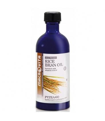 Ρυζέλαιο 100ml Macrovita