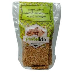 Βιολογικό Παστέλι Pastelito με Μαλτιτόλη Bio 100γρ., Ελληνικό, Βιοφρέσκο