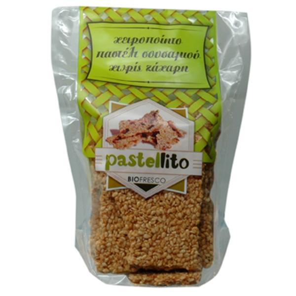 Παστέλι Pastelito με Μαλτιτόλη Βιολογικό 100γρ