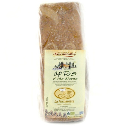 Βιολογικό Ψωμί - Άρτος Ολικής Άλεσης Bio 500γρ., Ελληνικό, Αγρόκτημα Αντωνόπουλου