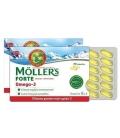 Μουρουνέλαιο Forte Omega-3 30 κάψουλες, Moller's