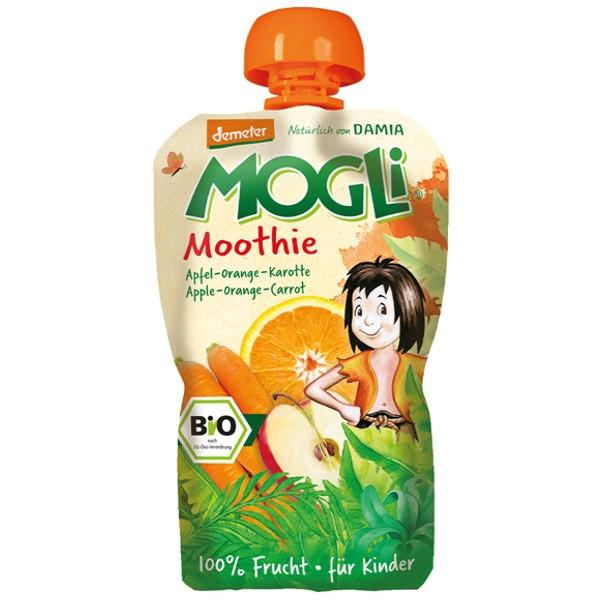 Πολτός Πορτοκάλι Βιολογικός 100γρ Mogli