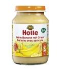 Βιολογική Κρέμα με Μπανάνα και Σιμιγδάλι Σταριού Bio 190γρ., Holle