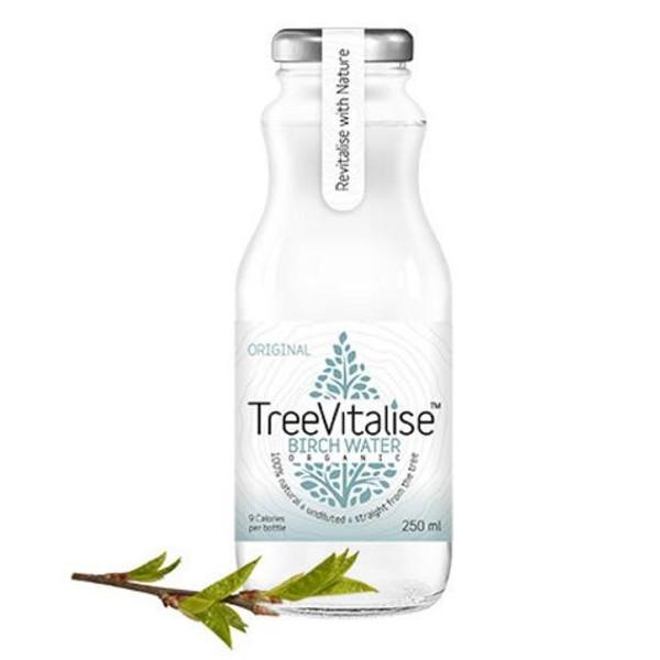Βιολογικό Νερό Σημύδας Bio 250ml, TreeVitalise