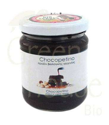 Επάλλειμα Chocopetino Βιολογικό 200γρ. Βιοσέρρες