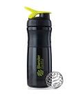 Σέικερ Sportmixer Black/Fluo Green 820ml, Blenderbottle