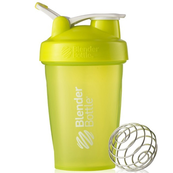 Σέικερ Loop Fluo Green 590ml, Blenderbottle