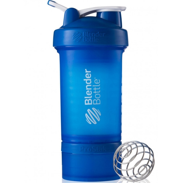 Σέικερ Prostak Light Blue 650ml, Blenderbottle