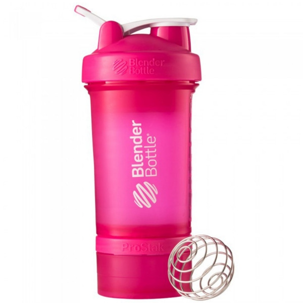 Σέικερ Prostak Purple 650ml, Blenderbottle