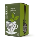 Βιολογικό Πράσινο Τσάι 50 φακελάκια, Clipper
