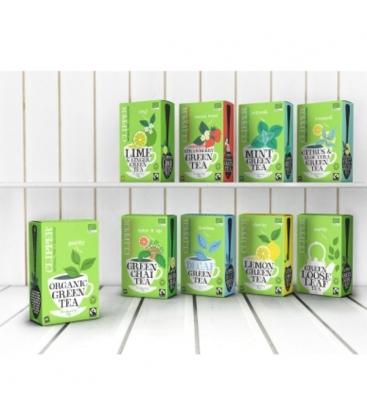 Τσάϊ Πράσινο Βιολογικό 50φακ. Clipper