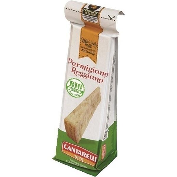 Βιολογικό Τυρί Παρμεζάνα Reggiano 200γρ. Bio, Cantarelli