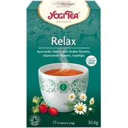 Βιολογικό Τσάι Relax 17 φακελάκια 30γρ. Bio, Yogi Tea