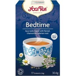 Βιολογικό Τσάι Bedtime 17 φακελάκια 30γρ. Bio, Yogi Tea