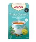 Βιολογικό Τσάι Throat Comfort 17 φακελάκια 30γρ. Bio, Yogi Tea
