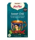 Βιολογικό Τσάι Sweet Chili 17 φακελάκια 30γρ. Bio, Yogi Tea