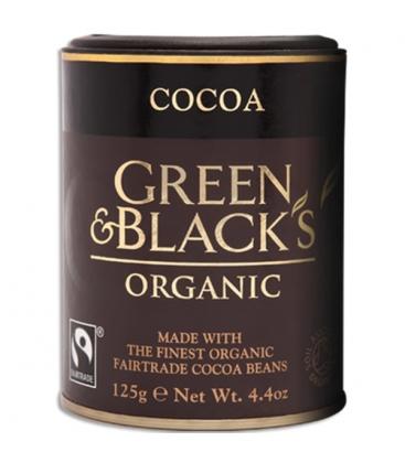 Κακάο σε σκόνη Βιο Green&Blacks 125gr